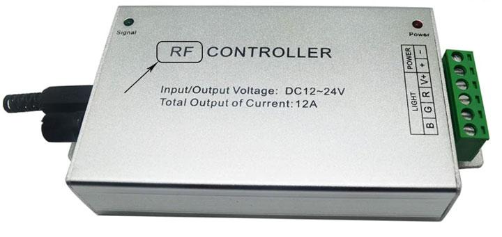 маркировка радиоуправляемого контроллера музыкального