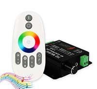 музыкальный rgb контроллер для создания цветомузыки на светодиодной ленте
