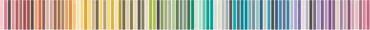 99 шаблонов для сравнения индекса цветопередачи по стандарту ТМ-30