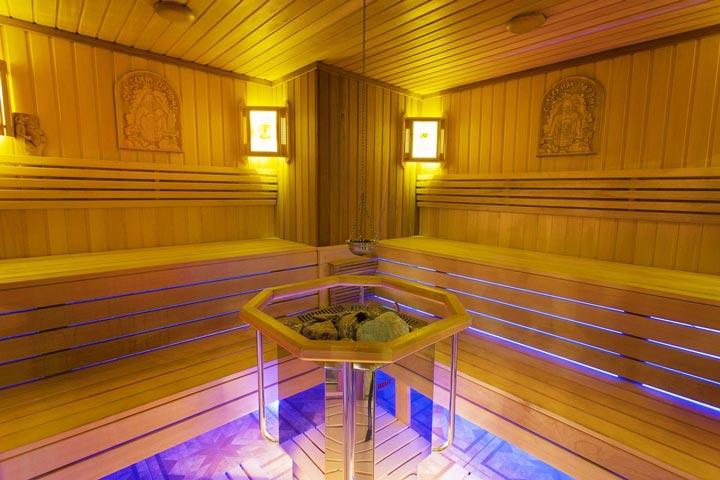 подсветка в бане светодиодной лентой