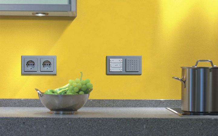 кнопочные диммеры для регулировки света на кухне