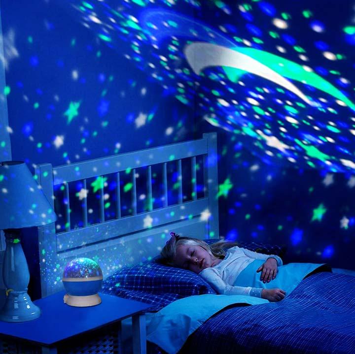 ночник проектор звездное небо