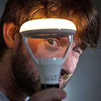 Светодиодная диммируемая лампа новое экономное устройство