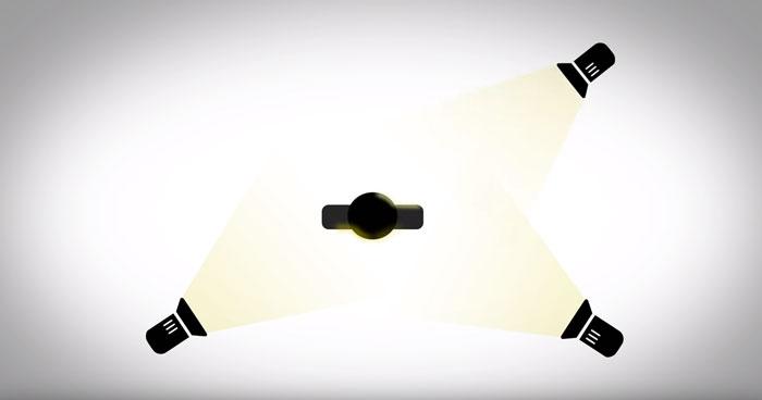 где устанавливать контровой свет при видеосъемке