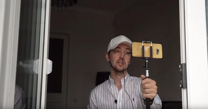 как располагаться при съемке видео со светом от окна