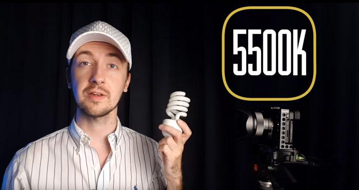 какие лампочки выбрать для видеосъемки