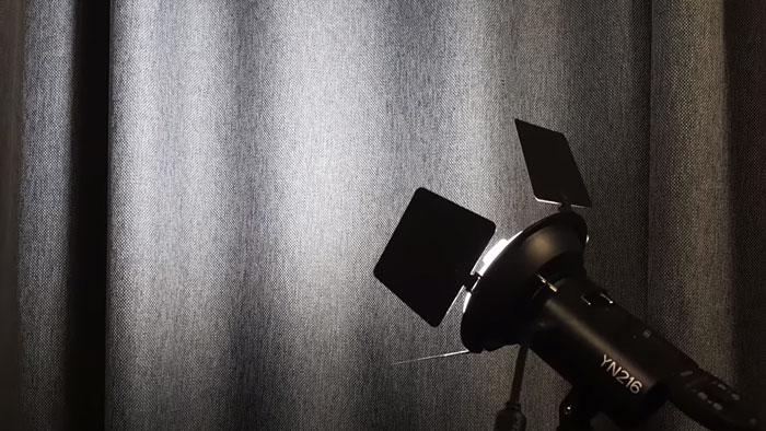 накамерный свет для подсветки фона