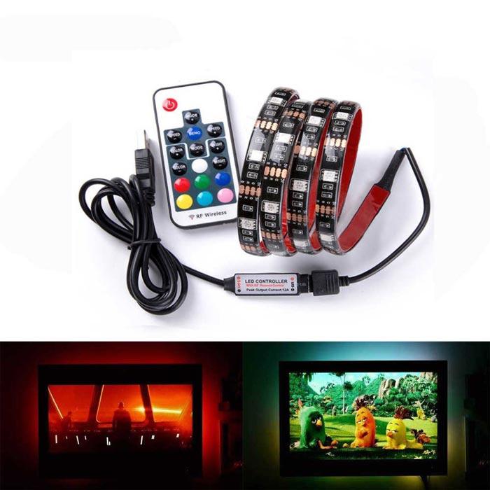RGB контроллер для подсветки светодиодной лентой