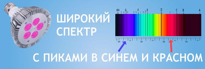 лампы full Spectrum