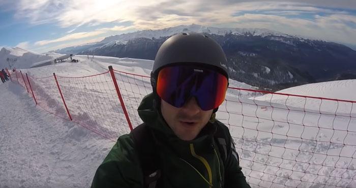 почему самый опасный ультрафиолет в горах со снегом