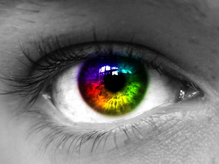 почему синий цвет вреден для глаз