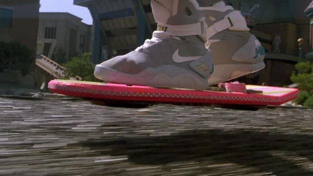 скейтбород марти макфлая
