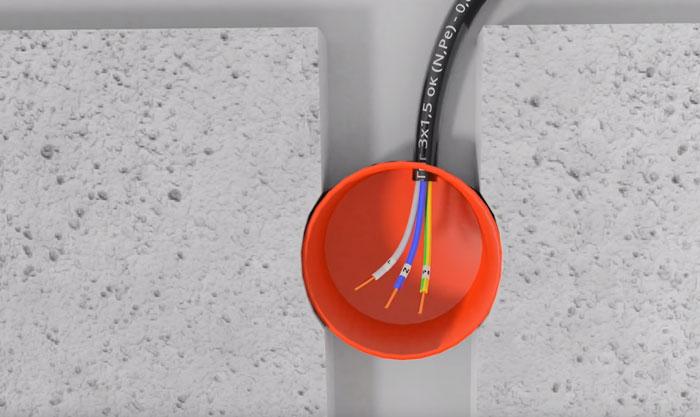 кабель для датчика движения