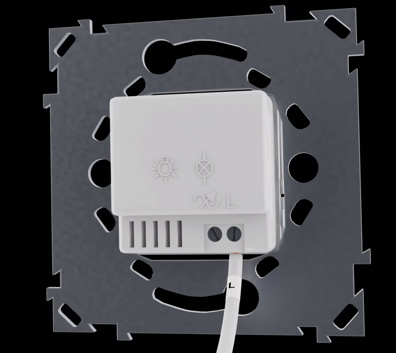 куда подключаются провода на датчике движения