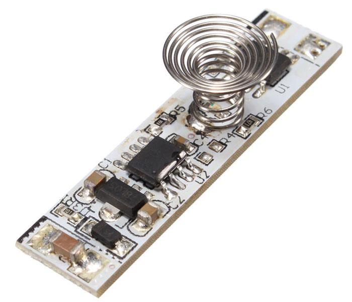 сенсорный диммер с пружинкой