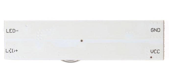 надписи куда подключать провода на диммере для светодиодной ленте
