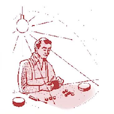 как избавиться от теней на рабочем месте