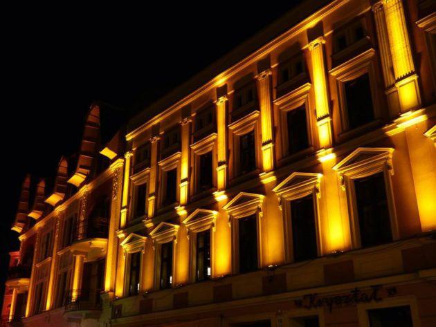 подсветка фасадов зданий17
