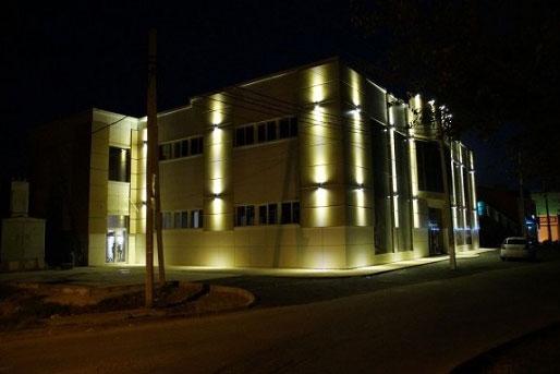 подсветка фасадов зданий15