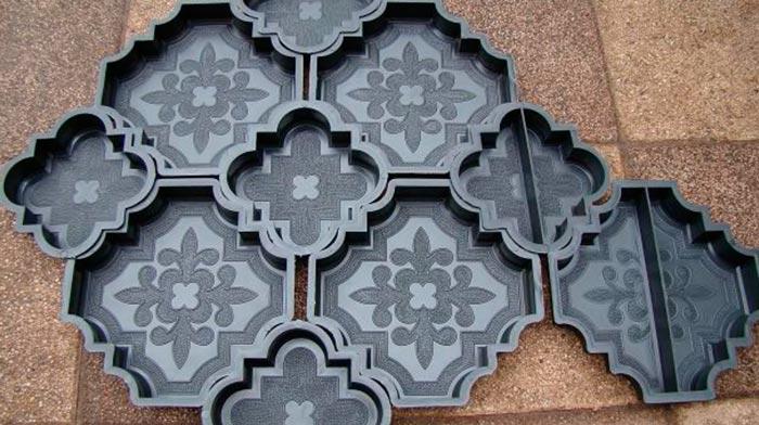формочки для светящейся плитки