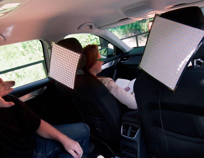 области применения гибкого света soonwell в авто