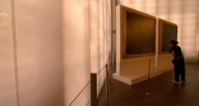 применение прозрачного бетона в музеях
