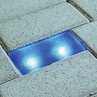 светящийся бетон и тротуарная плитка