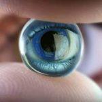 Вредное освещение для глаз — синий и светодиодный свет.