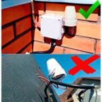 Как подключить датчик света — 3 ошибки. Схемы с выключателем, пускателем, промежуточным реле.