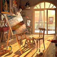 идеальный свет для художника
