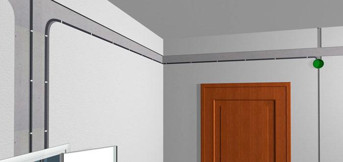кабель от щитовой до распредкоробки выключателя