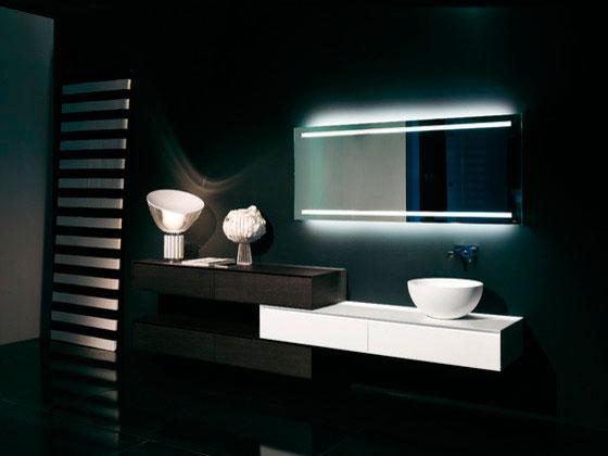 зональная подсветка светодиодной лентой