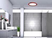 хорошее освещение в ванной комнате