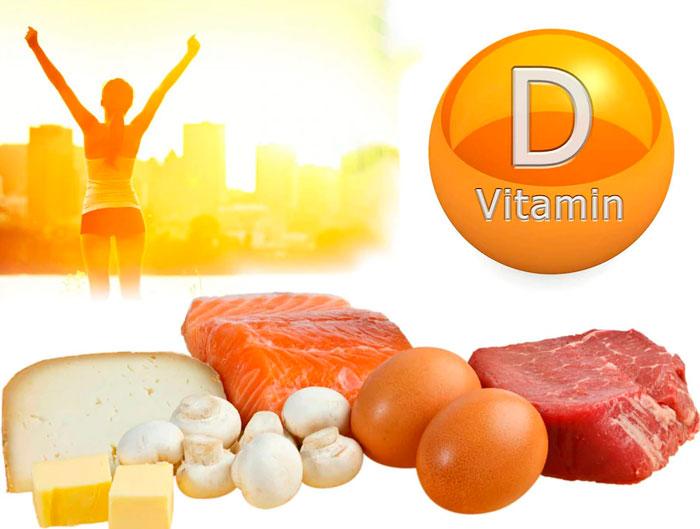 полезный витамин д от ультрафиолета