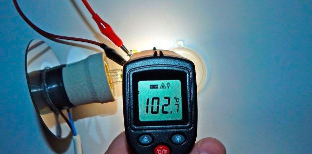 разогрев до 100 градусов нитей филамента без газа в колбе