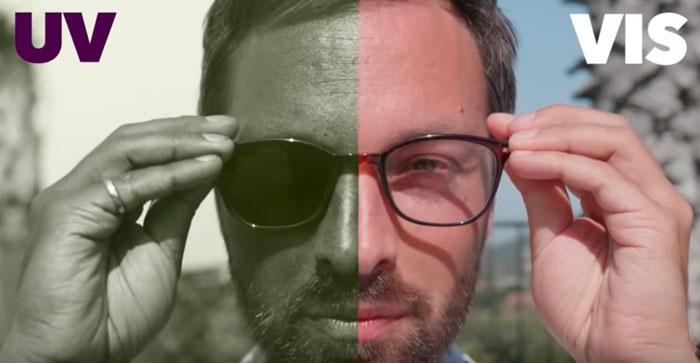 очки против ультрафиолетовых лучей