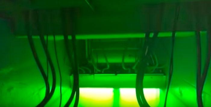 очистка воды ультрафиолетовым излучением С