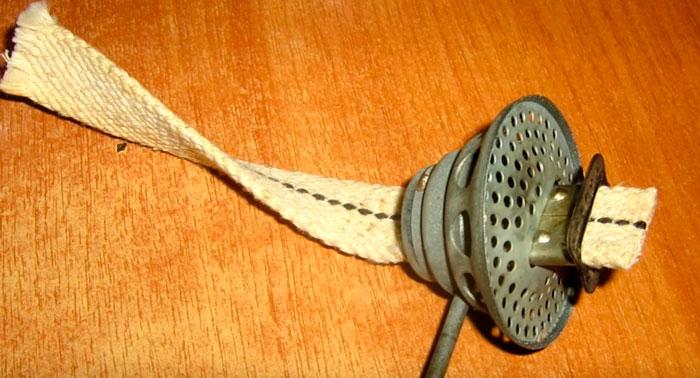 почему воняет керосиновая лампа как исправить