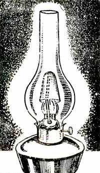 как повысить яркость керосиновой лампы