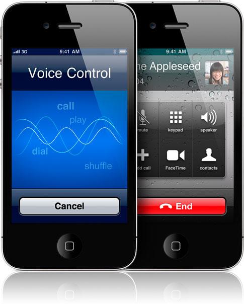 голосовое управление на телефоне