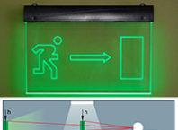 как сделать эвакуационное освещение в здании