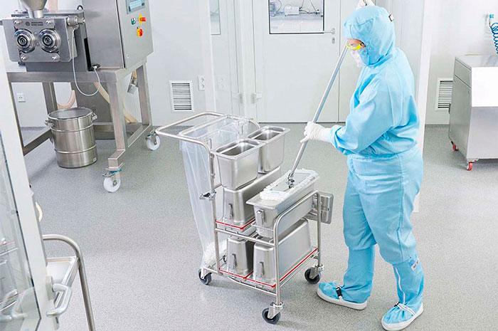 химическая обработка помещений