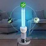 Ультрафиолетовая дезинфекция помещений — выбор правильной УФ лампы.