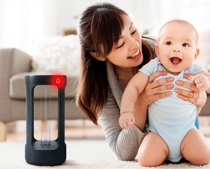 безопасность уф лампы Xiaomi Five