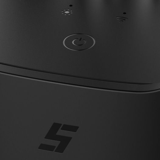 запуск лампы Xiaomi Five от кнопки