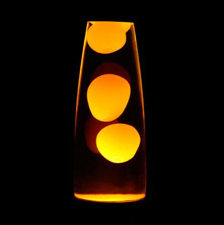 пузыри в лава лампе