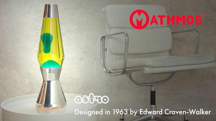 оригинальная астро лампа от матмос