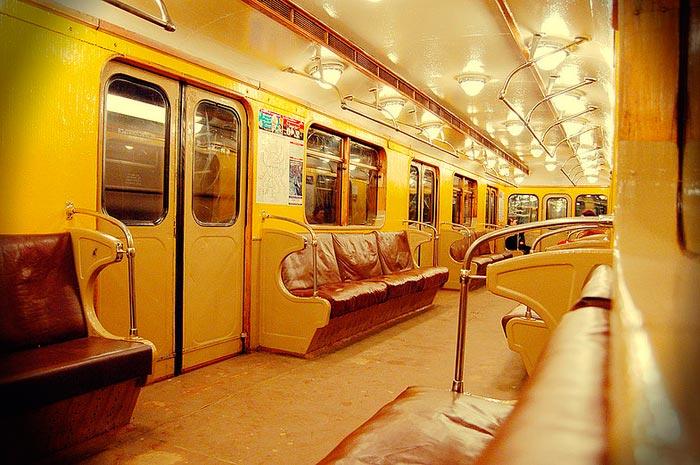 ретро вагоны старого типа