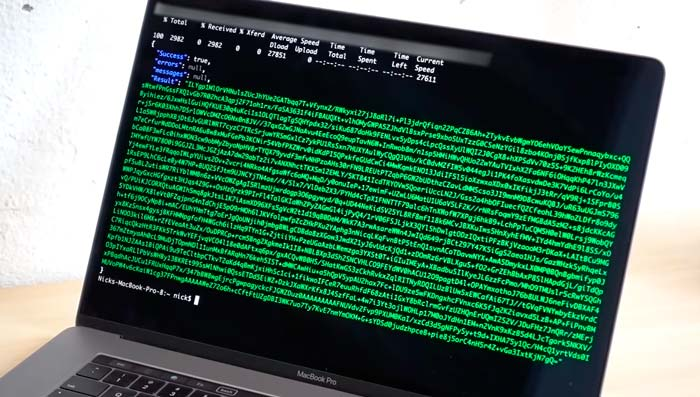 криптографический ключ