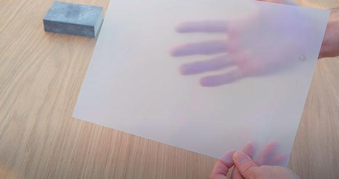 ацетатная бумага